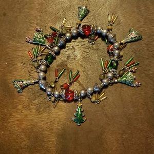 Izod Jewelry - Christmas bracelet